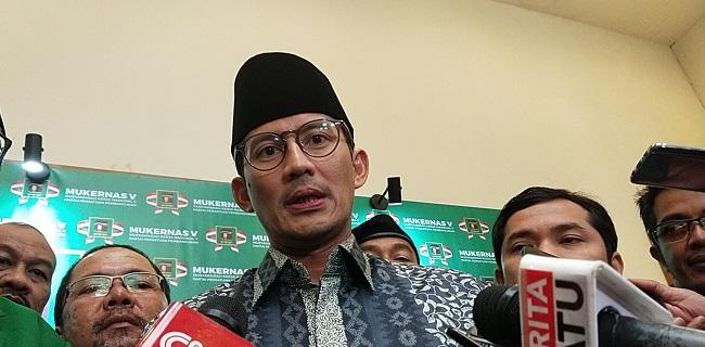 Putra dan Mantu Jokowi Maju Pilkada 2020, Sandiaga: Pastikan Tidak Ada Keberpihakan