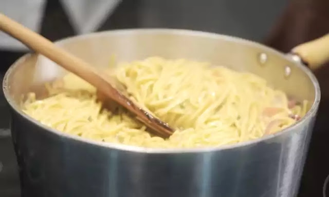Eleanor Roosevelt's Spaghetti Dish