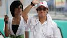 Kamui Kobayashi Sauber Ferrari C29