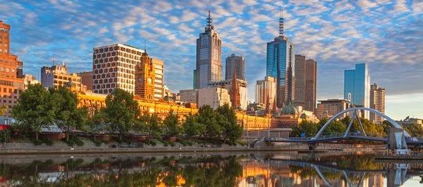 Férias em Melbourne, Austrália