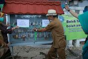 Bupati Subang Resmikan Leuit Sapapait Samamanis Di Kantor Kecamatan Cijambe