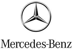 Logotipo Mercedes Benz  - 1989