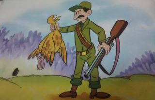 El cazador y la alondra