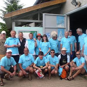 2e manche du criterium Isère au CN Cholonge