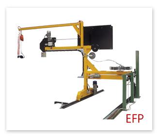 半自動塑鋼帶打包機 EFP
