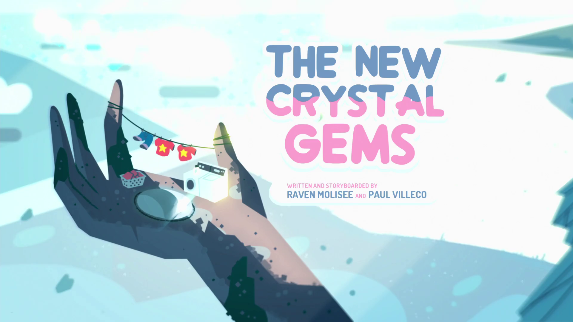 Steven Universo - As Novas Crystal Gems