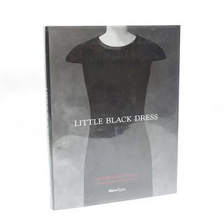 Little Black Dress by Andre Leon Talley Signed