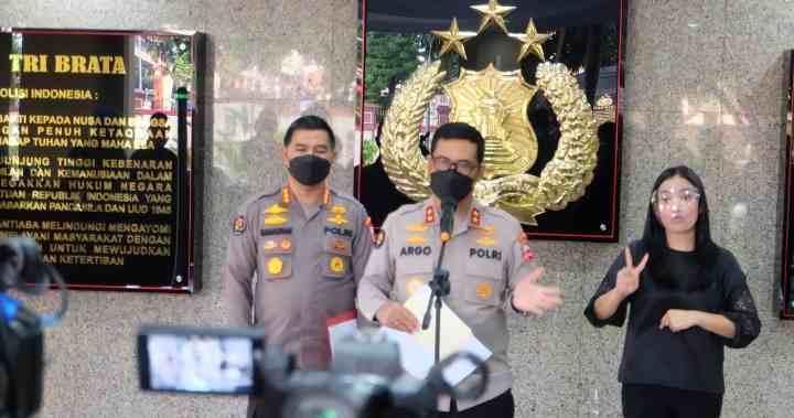 PPKM Darurat, Kapolri Gelar Operasi Aman Nusa II Lanjutan...