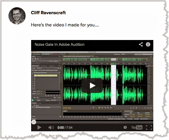 Podcasting A to Z Video Tutorial