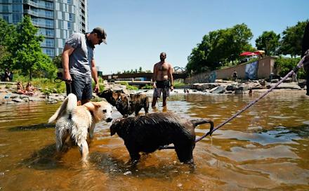 Δυτικές Ηνωμένες Πολιτείες : Αναμένεται οι θερμοκρασίες να φτάσουν τους 50 βαθμούς κελσίου