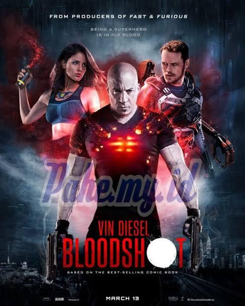 Download Bloodshot (2020) HD-CAM Subtitle Indonesia