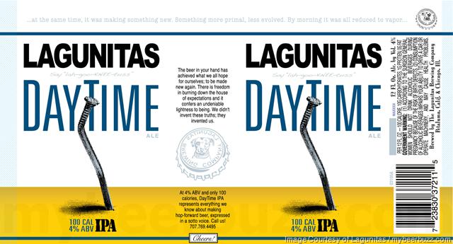 Lagunitas Adding DayTime 100 Calorie IPA