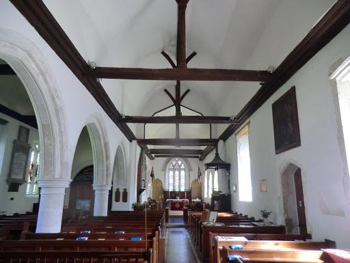 CIMG6182 St Mary Magdalene church, Cowden