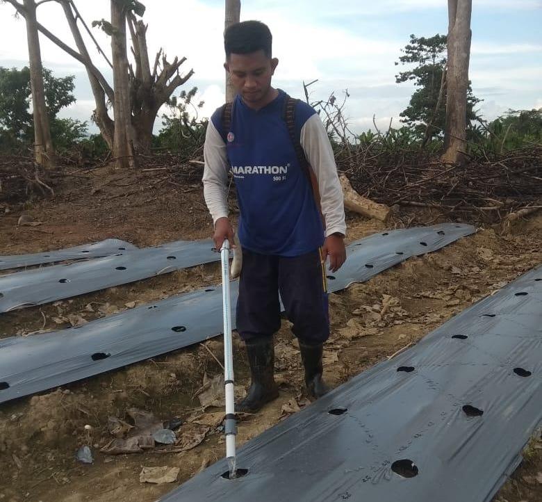 Petani Milenial Asal Konawe Ajak Masyarakat Kembangkan Budidaya Secara Organik