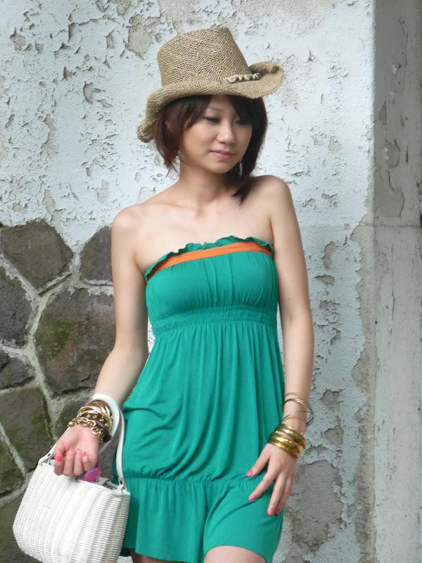 En marchant dans Yangmingshan, photos de mode ?