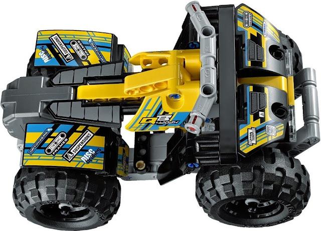 Lego Technic 42034 Xe đua địa hình Quad Bike tinh xảo đẹp mắt