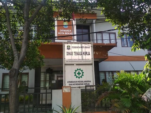 Disnaker Kota Bekasi Sosialisasikan Prasyarat Kartu Prakerja