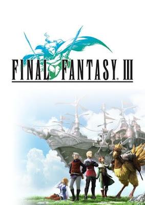 Capa do Final Fantasy III