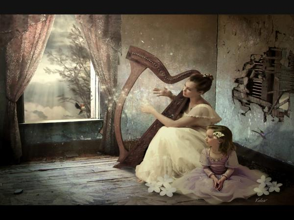 The Music Of Beauty Girl, Mystery