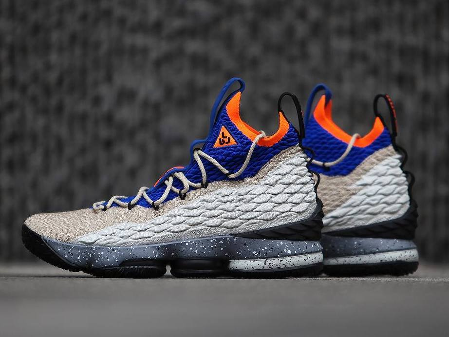 wholesale dealer f20cf eddfb Nike LeBron 15 'Mowabb' Marks Second #LeBronWatch Release ...