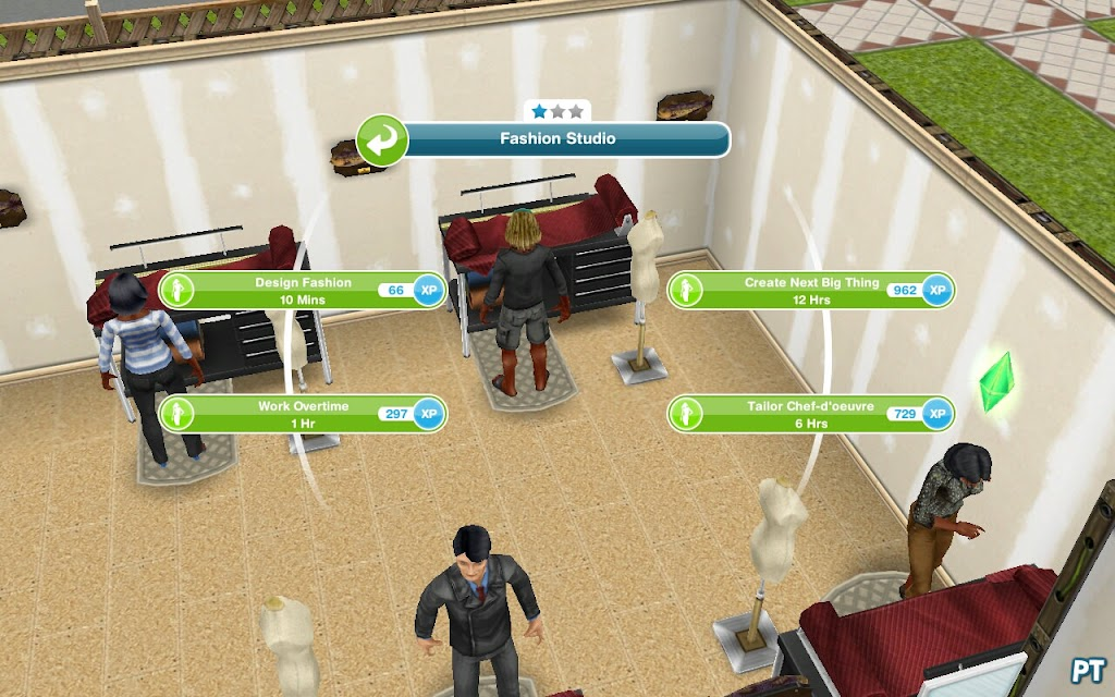 Ringlets Of Fire Replay The Sims Freeplay Walkthrough Pinguintech
