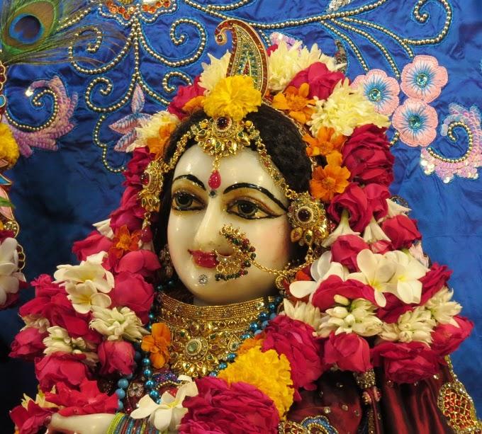 ISKCON Vallabh vidhyanagar Deity Darshan 07 jan 2017 (8)