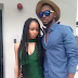 Lover Birds: BBNaija's Miracle and Nina steps out for Media Tour in lovely Outfit [Photo]