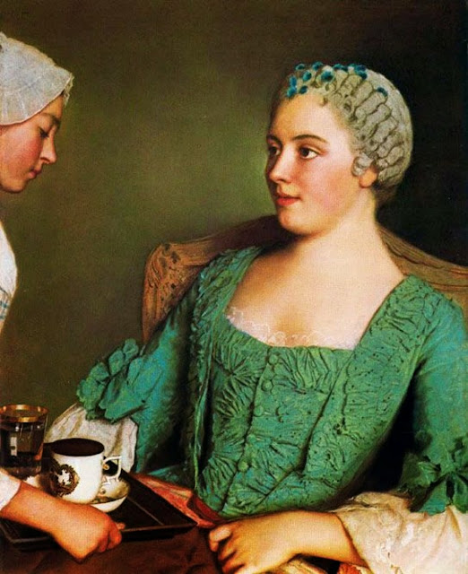 Jean-Etienne Liotard - Breakfast