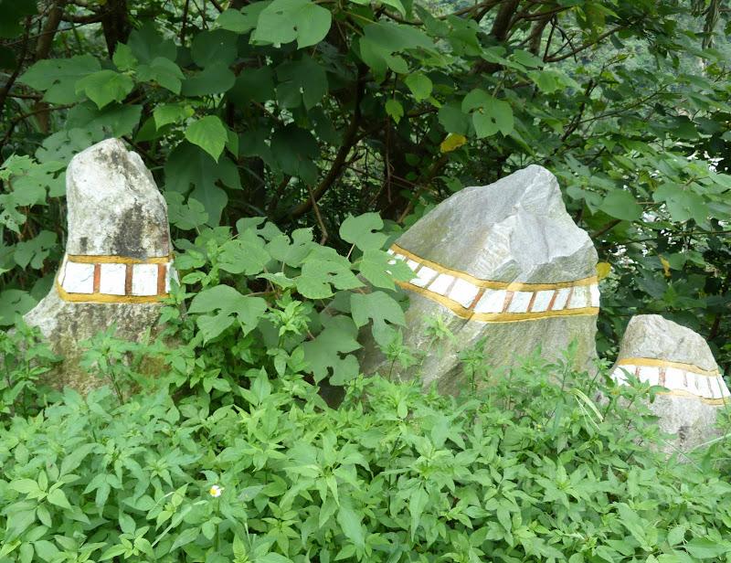 Puli  en passant , entre autres, par les villages de l ethnie Bunum de Loloko et Dili. J 10 - P1170025.JPG