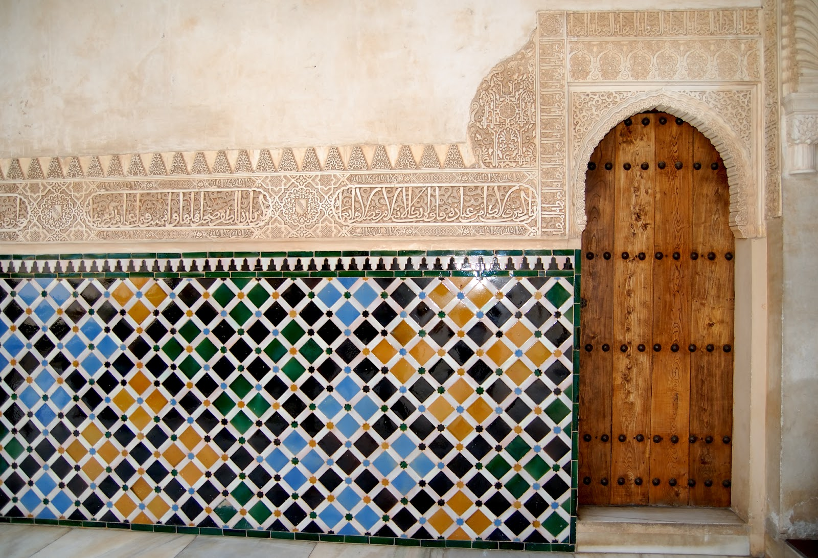 Mosaics the alhambra geometry and mc escher architectural southern spain is rich in this type of mosaic as well as moorish influenced architecture that region of spain during the middle ages with its culture of dailygadgetfo Gallery