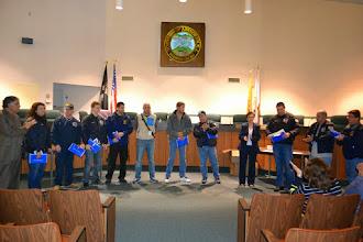 Photo: Fire District 1 Volunteers