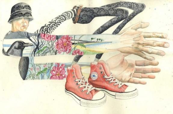 Inspirasi desain oleh Daniel Mackie