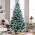 Flocked Christmas Tree: A Great Alternative to Traditional Tree