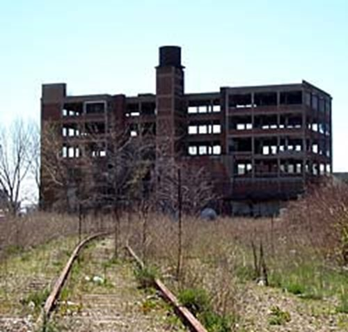 detroit end of the line