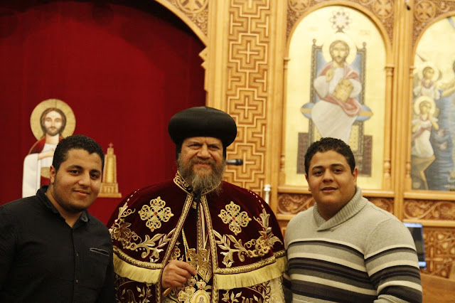 His Eminence Metropolitan Serapion - St. Mark - _MG_0641.JPG