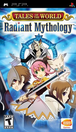 Tales of the World: Radiant Mythology US PSP ISO