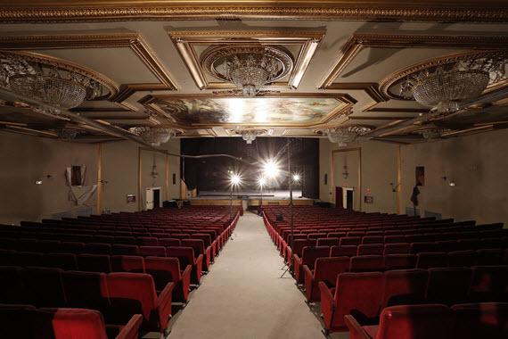 El Teatro Albéniz será declarado Bien de Interés Patrimonial