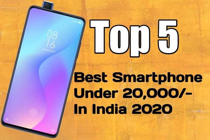 (July 2020) Best Smartphones to buy in India under 20k