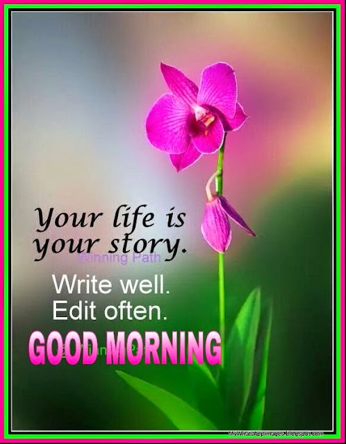 Good Morning Wording Wishes