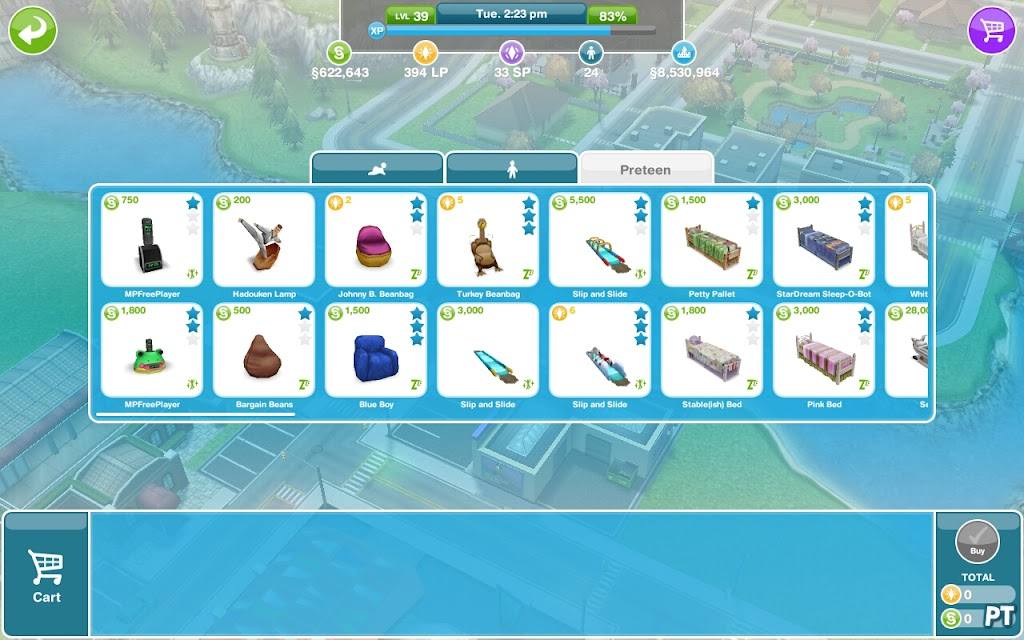 sims freeplay add neighbors