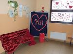 Poczta Walentynkowa w Gimnazjum