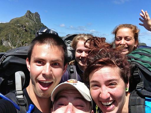 Coromandel Peninsula: Hiking to the Pinnacles