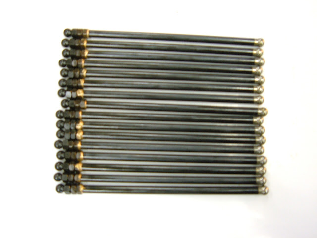 Adjustable pushrods, we use them in all our rebuilds, 189.00 a set made in USA