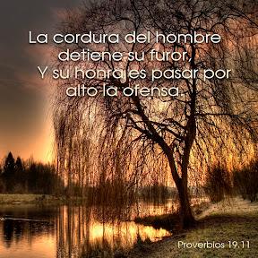 Proverbios 19.11