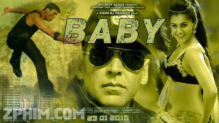 Ảnh trong phim Đội Đặc Vụ Baby - Baby 1