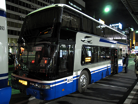 JR東海バス「ドリームなごや1号」 ・917