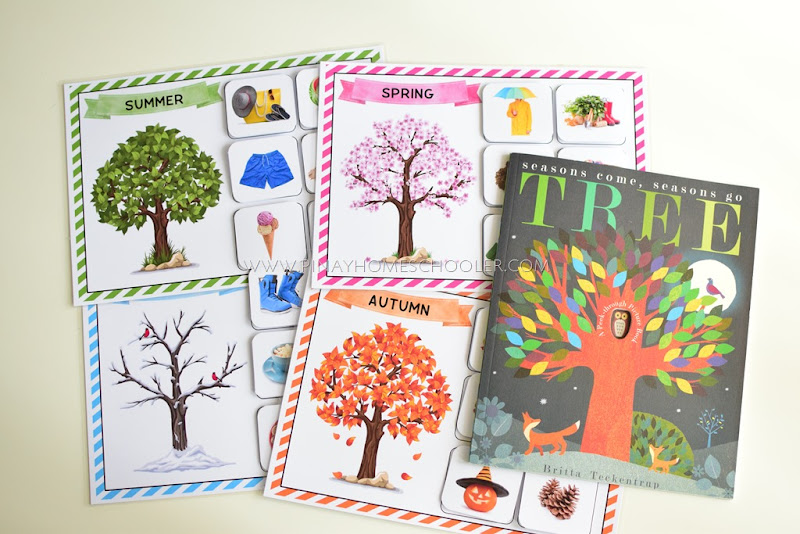 Four Seasons Learning Materials