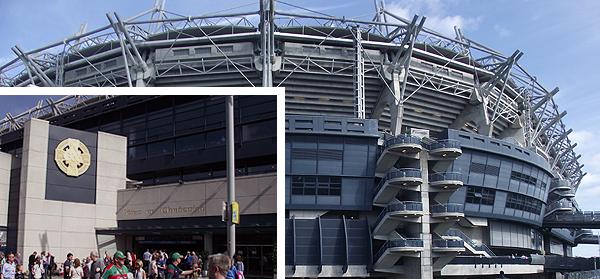 Croke Park à Dublin