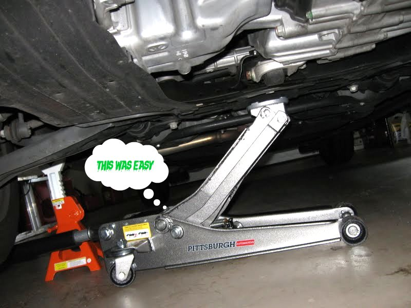 2010 honda fit front jack point? near radiator? - Unofficial Honda FIT Forums