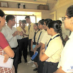 Field trip to Western Drug Pvt. Ltd (11-9-2017) (XI-XII)